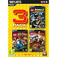 Lego 3 Pack (Batman 2, Harry Potter 5-7, Lord of the Rings) (PC DVD) (UK)