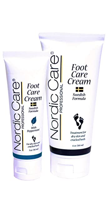 nordic care foot care cream