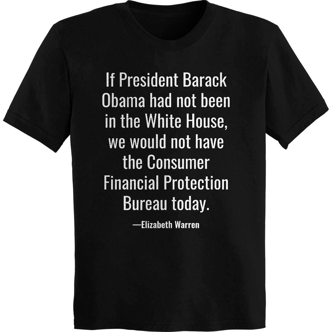 If President Barack Obama Had Not Been In Tshirt