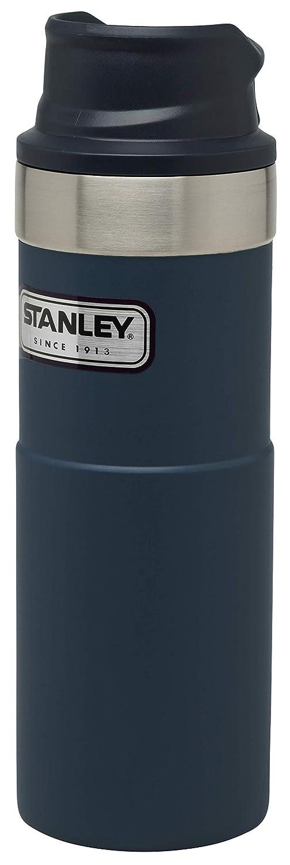 Stanley 6439/ /única /008/Taza cl/ásica One Hand 0.47l Azul Adulto Unisex
