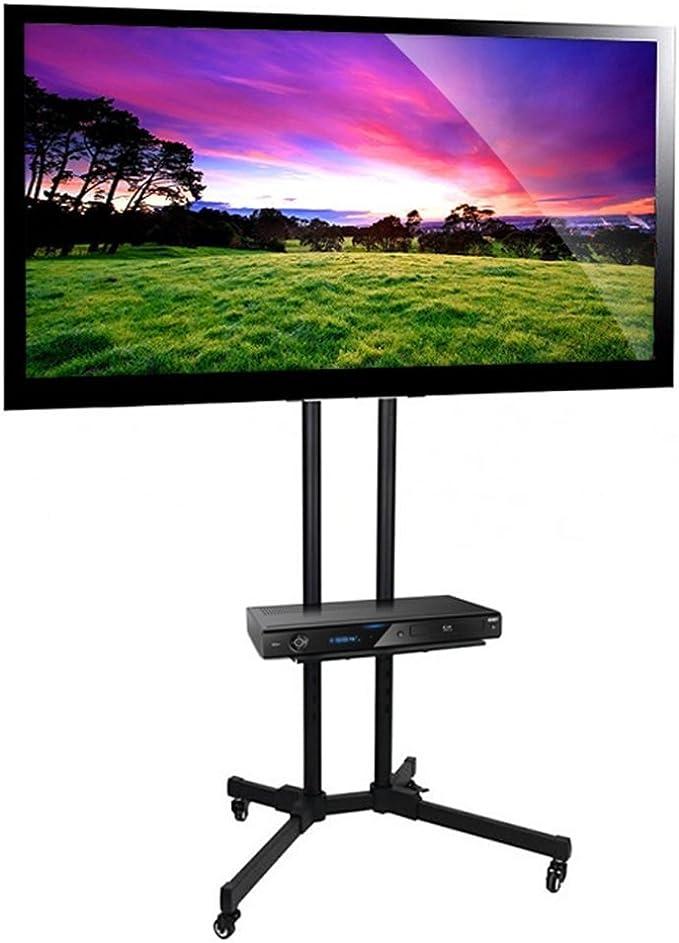 Maclean MC-661 - Carro Soporte para Pantalla LCD LED TV (32-55 ...