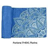 Womens Mens Yoga Towel - Yoga Mat Towel - Bikram Towel - Non Slip Towel - Hot Yoga Towel