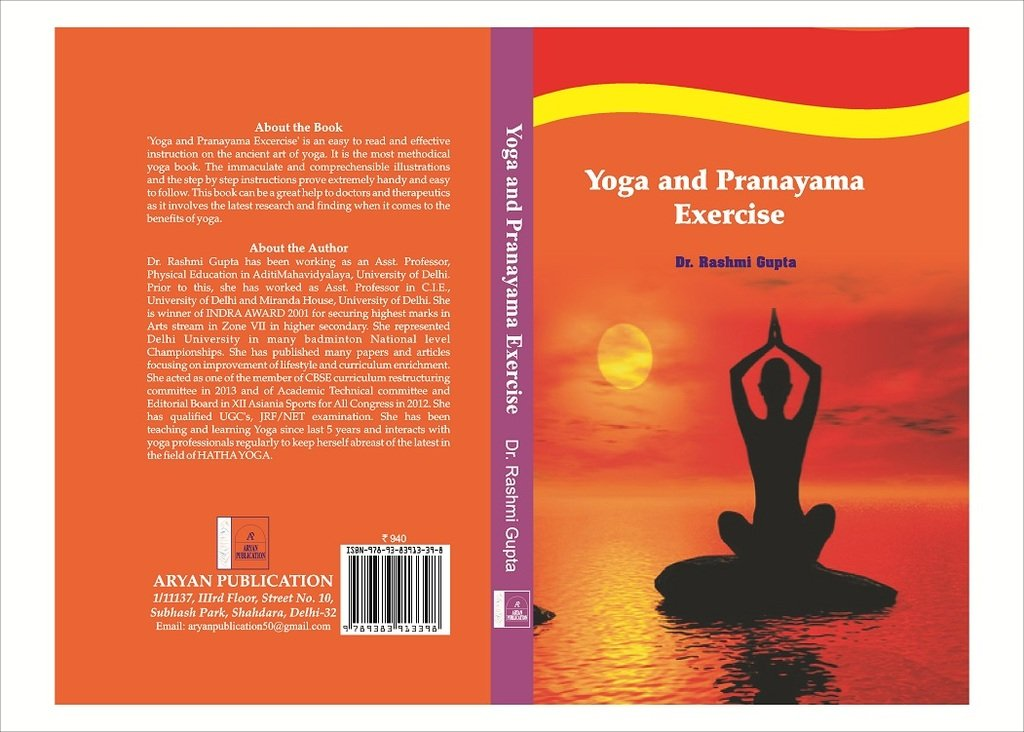 Buy Yoga And Pranayama Exercise Book Online At Low Prices In India