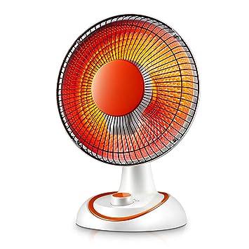QLIGHA Calentador eléctrico del hogar energía silenciosa de la Estufa de la asación,White