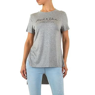 478c5619a2ec Schuhcity24 Damen Shirt Bluse Hemd Tunika Longshirt Tshirt  Amazon.de   Bekleidung