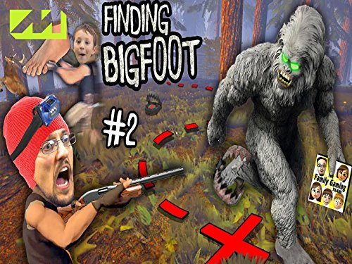 Toy Hunter Halloween Special (Big Foot Returns, Monster Hunter Tracker Game Play with Doofy)