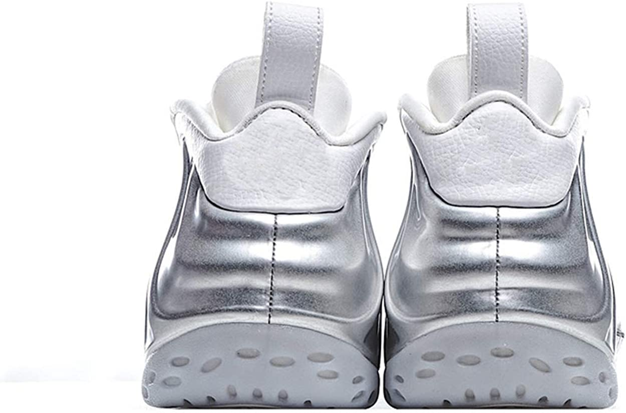 Mens Foamposite One High-top Basketball Shoes Non-Slip Breathable Casual Fashion Running Sneakers Air Cushion