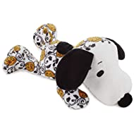 Hallmark HMK Peanuts Jack-o'-Lantern Snoopy Floppy Stuffed Animal