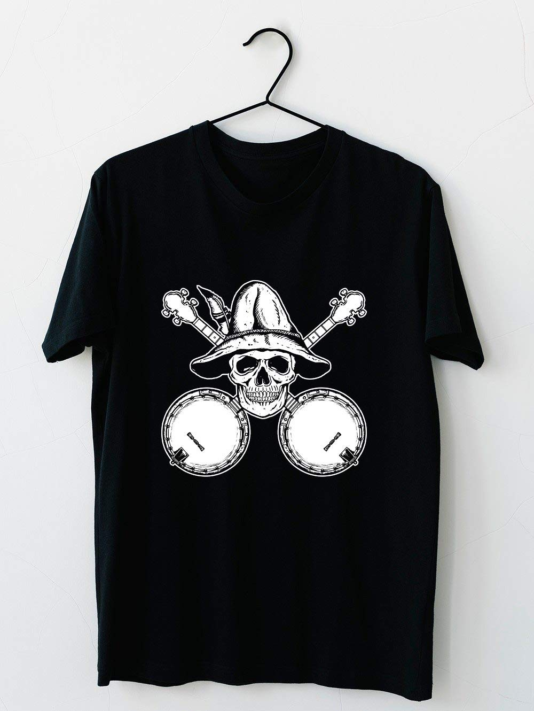 Blauer Gras Sch Del Und Banjos 95 T Shirt For Unisex