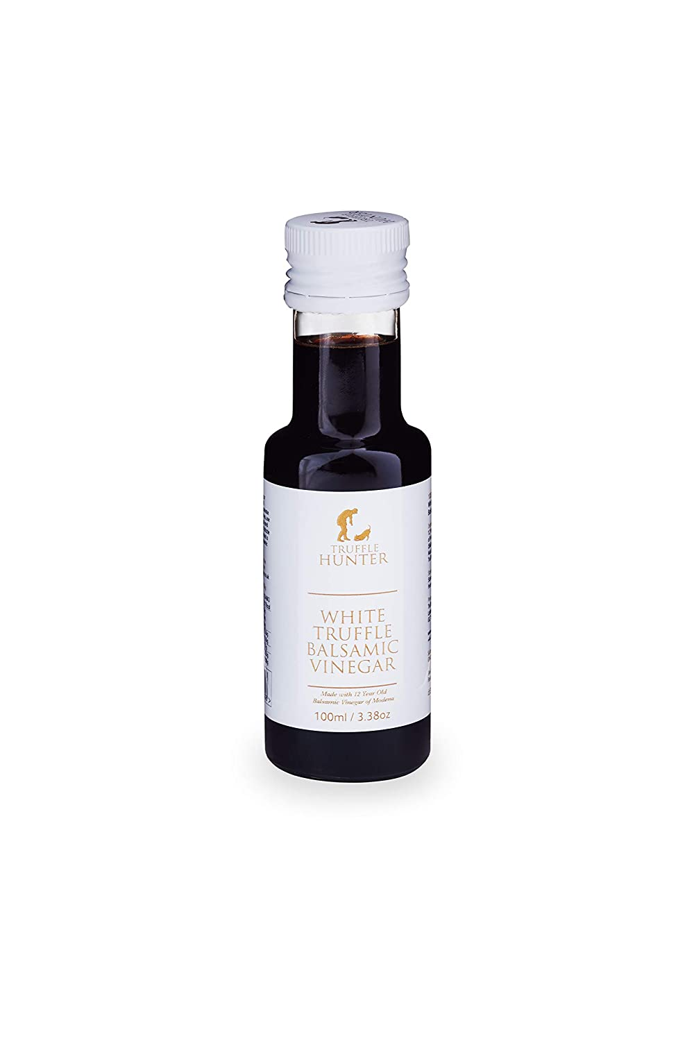 White Truffle 12 Year Old Balsamic Vinegar of Modena (100ml Gift Bottle) by  TruffleHunter - Vegetarian a4dcc216fb