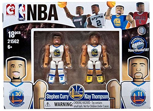 C3 NBA Golden State Stephen Curry & Klay - C3 Gold