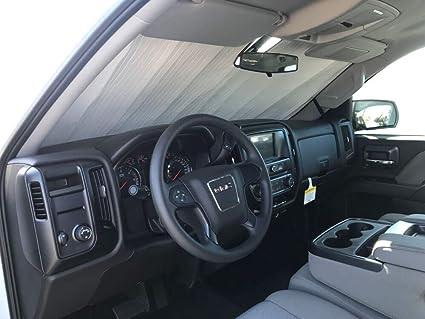 UV11312SV fits Silverado Windshield Sun Shade Sierra 2019 2018 *more