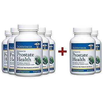Amazon.com: Dr. Whitaker – de la próstata Salud Suplemento ...