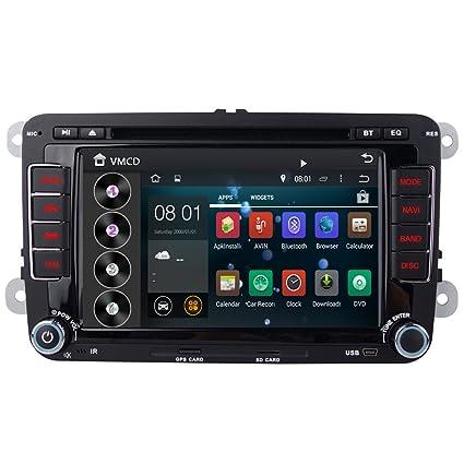 iBaste 7 pulgadas Navegación Radio de coche con Canbus Android ...