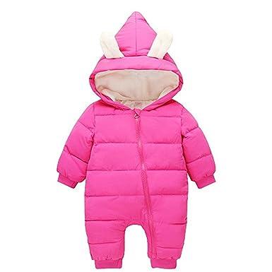 FAIRYRAIN - Traje de Nieve - para bebé niña: Amazon.es: Ropa ...