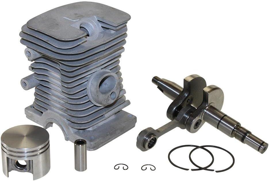 Zylinder Kit Mit Kolben Und Kurbelwelle Für Stihl Ms180 Motorsäge Auto