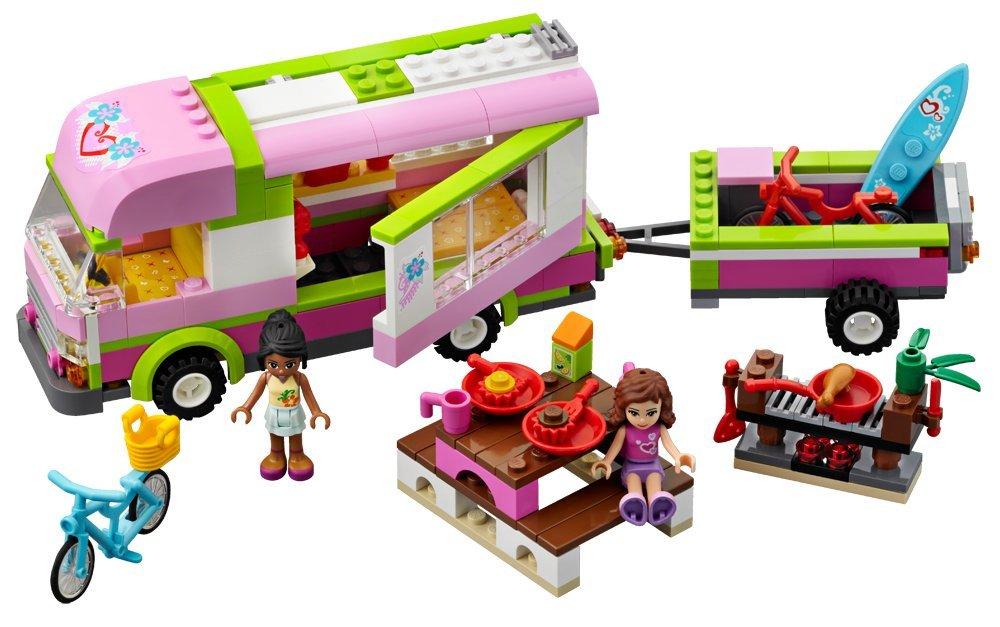 LEGO Friends Abenteuer Wohnmobil 3184 günstig kaufen