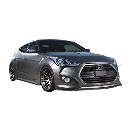 Amazon.com: Duraflex Replacement for 2012-2017 Hyundai Veloster Turbo GT Racing Body Kit - 5 Piece: Automotive