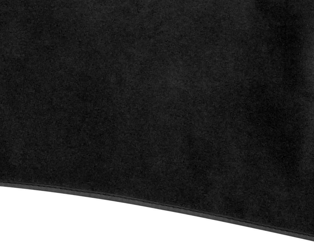 JIAKANUO Auto Car Dashboard Carpet Dash Board Cover Mat Fit Acura TL 2004-2008 Black MR-002