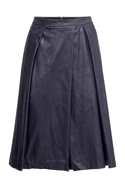 Drykorn Pleated Skirt TEKLA, Color: Black
