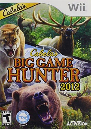 Cabela's Big Game Hunter 2012 SAS - Nintendo Wii (Cabela Big Game Hunter Wii)