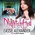 Nightshifted: Edie Spence, Book 1 Audiobook by Cassie Alexander Narrated by Tai Sammons