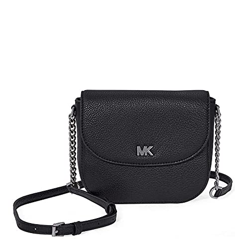 Pochette Donna MICHAEL KORS Crossbodies 32S8SF5C0L Nera  MICHAEL BY MICHAEL  KORS  Amazon.it  Scarpe e borse d0872c2d463