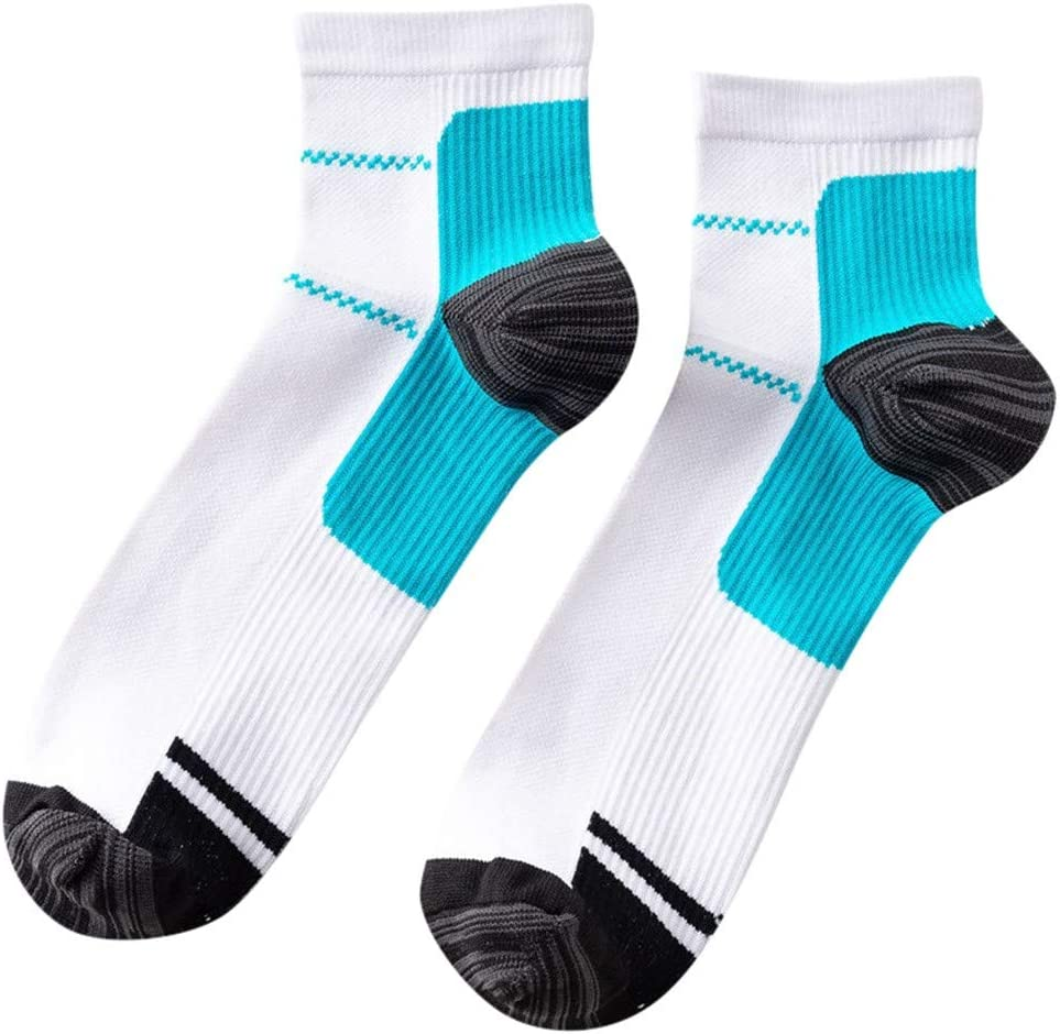 10 Pairs Women Ankle Socks Cotton Lightly Cushioned niedrig Crew Socks Non Slip Performance Moisturizing Sock Seamless Toe Athletic Running Casual Hosiery