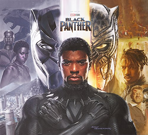 Marvel's Black Panther: The Art of the Movie]()