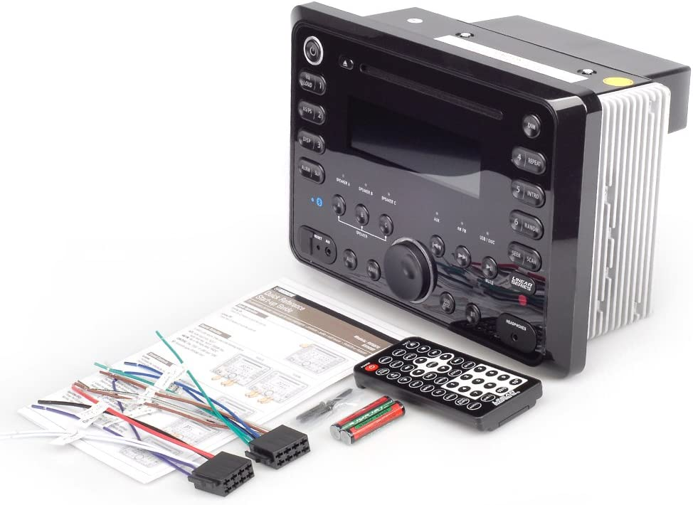 MAGNADYNE RV6200 AM//FM//BT//DVD Wall Mount Multimedia Receiver RV5090 Direct Replacement