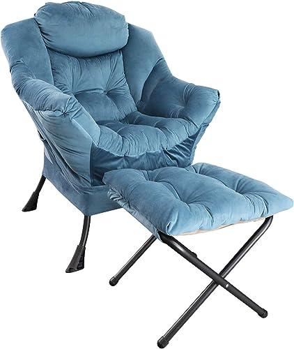GOLDSUN Accent Chair Lazy Reclining Leisure Chair
