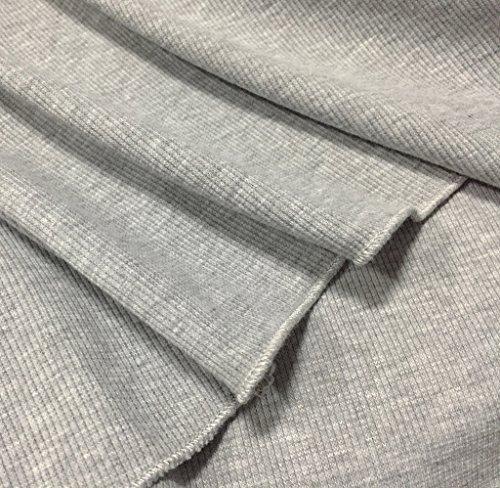 Perfashion - Camiseta de manga larga - para mujer gris gris Medium
