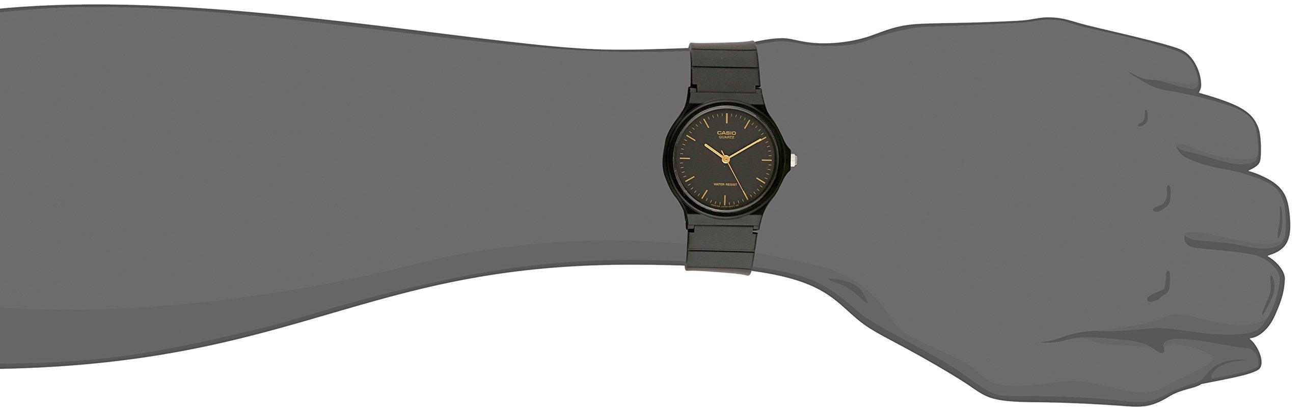 Harga Casio Mq24 Terbaru 2018 Aem Piggyback 1930 Fic8 Mens 1e Black Resin Watch Wrist Watches