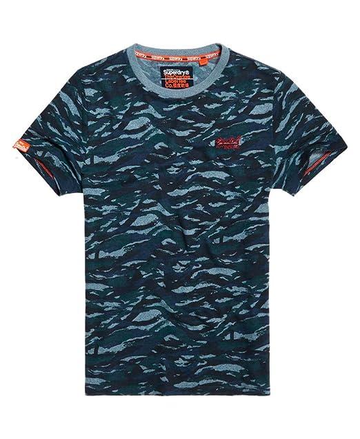 saada uutta tehdasmyymälät uusi julkaisu Superdry Orange Label Vintage Embroidery T-Shirt