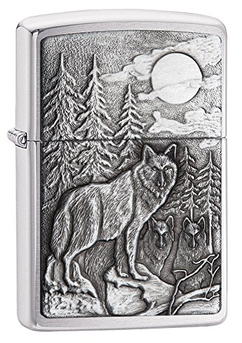 Zippo 20855 Wolf Lighters product image