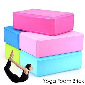 BLUEUK 1pieza Herramientas Deportes Salud Yoga de Espuma de ...
