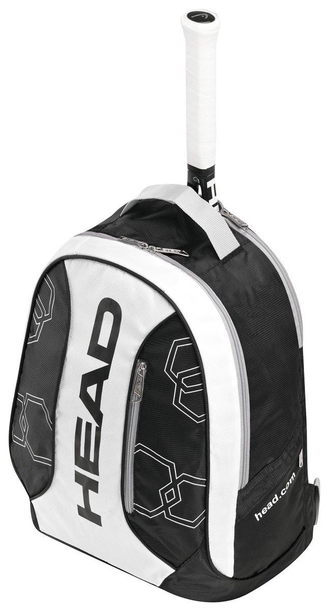 Head Elite Backpack - BLK/WHT