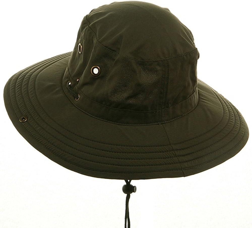 Big Size Floatable Nylon Oxford Hat