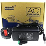 ALITOVE DC 12V 5A 60W Power Supply Adapter Converter Charger with 5.5x2.1mm DC Output Jack for 5050 3528 LED Strip Module Light CCVT