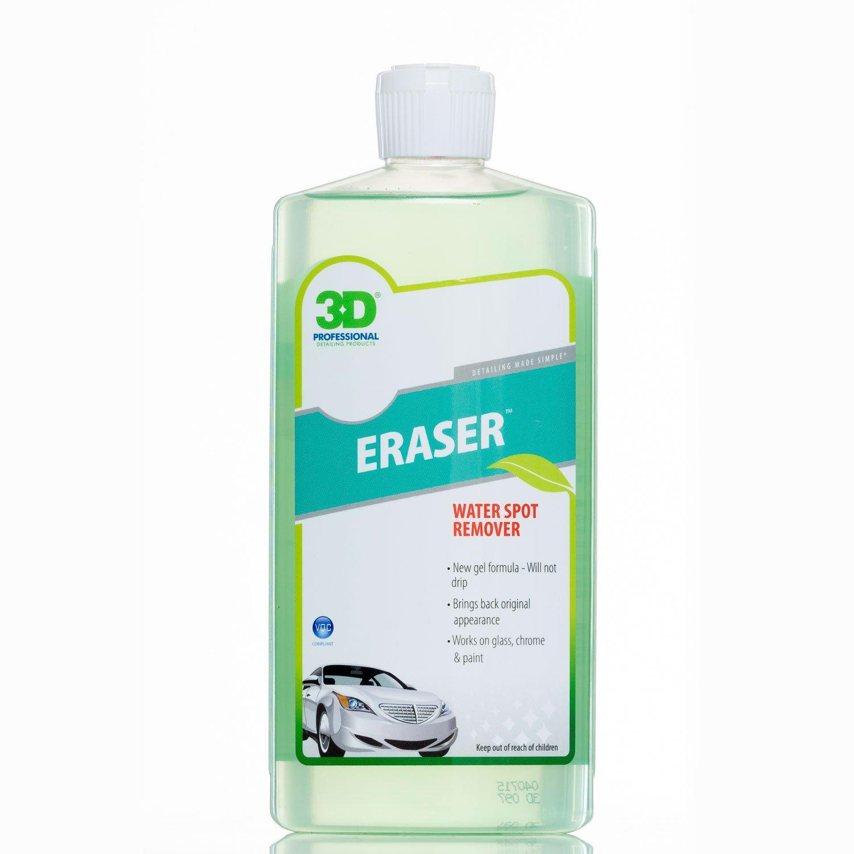Eraser Water Spot Remover 16 Oz - Gel: Amazon.in: Car & Motorbike