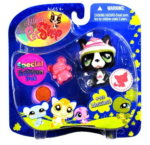 Hasbro Year 2008 Littlest Pet Shop Portable Pets
