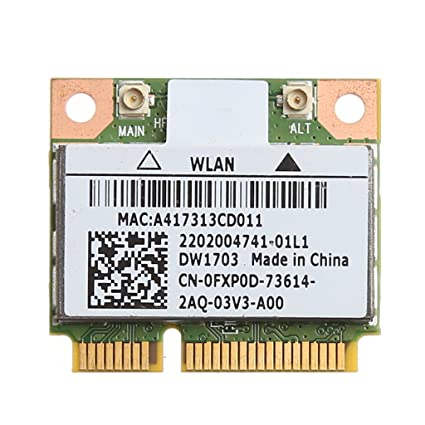 Dell XPS 8500 DW1703 Bluetooth/WLAN Download Driver