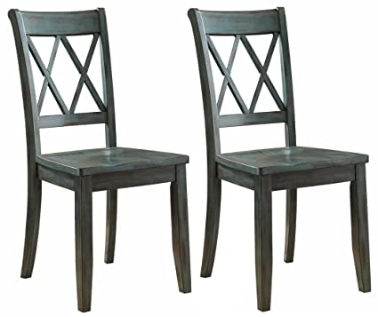 Amazon.com: Ashley Furniture Signature Design - Mestler Dining ...