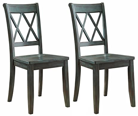 Amazon.com - Ashley Furniture Signature Design - Mestler Dining ...