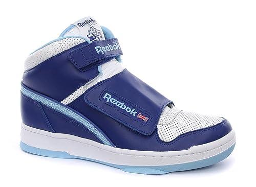 Reebok Classic Alien Stomper Blue Unisex Sneakers d7bb772c2