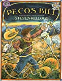 img - for Pecos Bill by Steven Kellogg (1986-08-15) book / textbook / text book