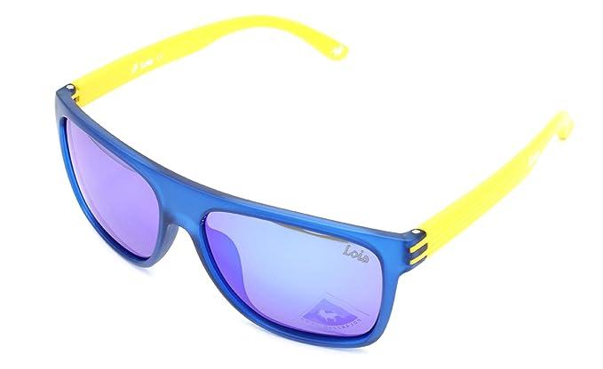 Gafas de sol Lois modelo Comander color Blue2: Amazon.es ...