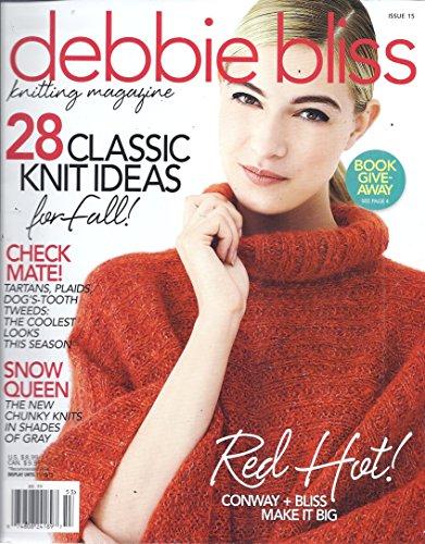 Debbie Bliss Knitting Magazine (Fall/Winter 2015) ()