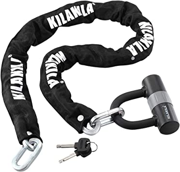 3Ft x 10mm Bike Bicycle Security Anti-Theft Steel Cable Lock W//2 Keys 4 Colors