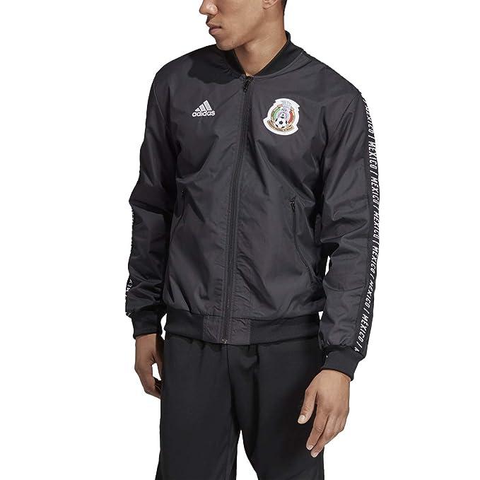 Amazon.com: adidas FMF Mexico Anthem - Chaqueta para hombre ...